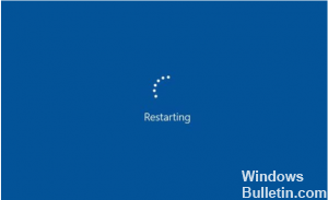 Windows 10 stuck on restart