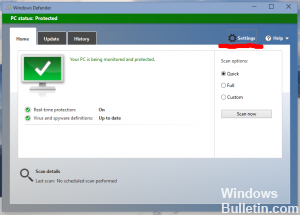 disable-antivirus-windows-10