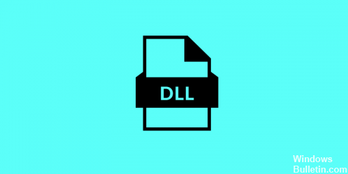 replace missing DLL files