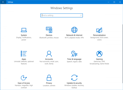 How To: Create Shortcut to Any Windows 10 Settings - Windows