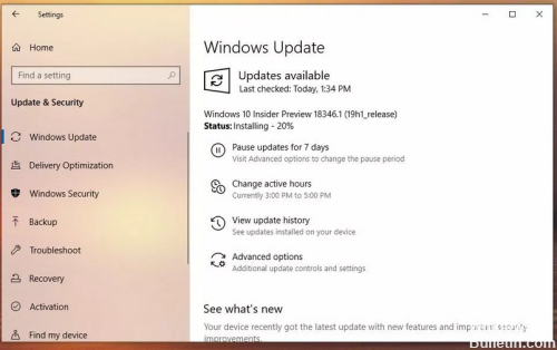 Known Issues for Windows 10 Build 18346 - Windows Bulletin Tutorials
