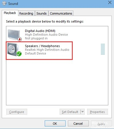 Fix Headphones not Showing up in Playback Devices - Windows Bulletin