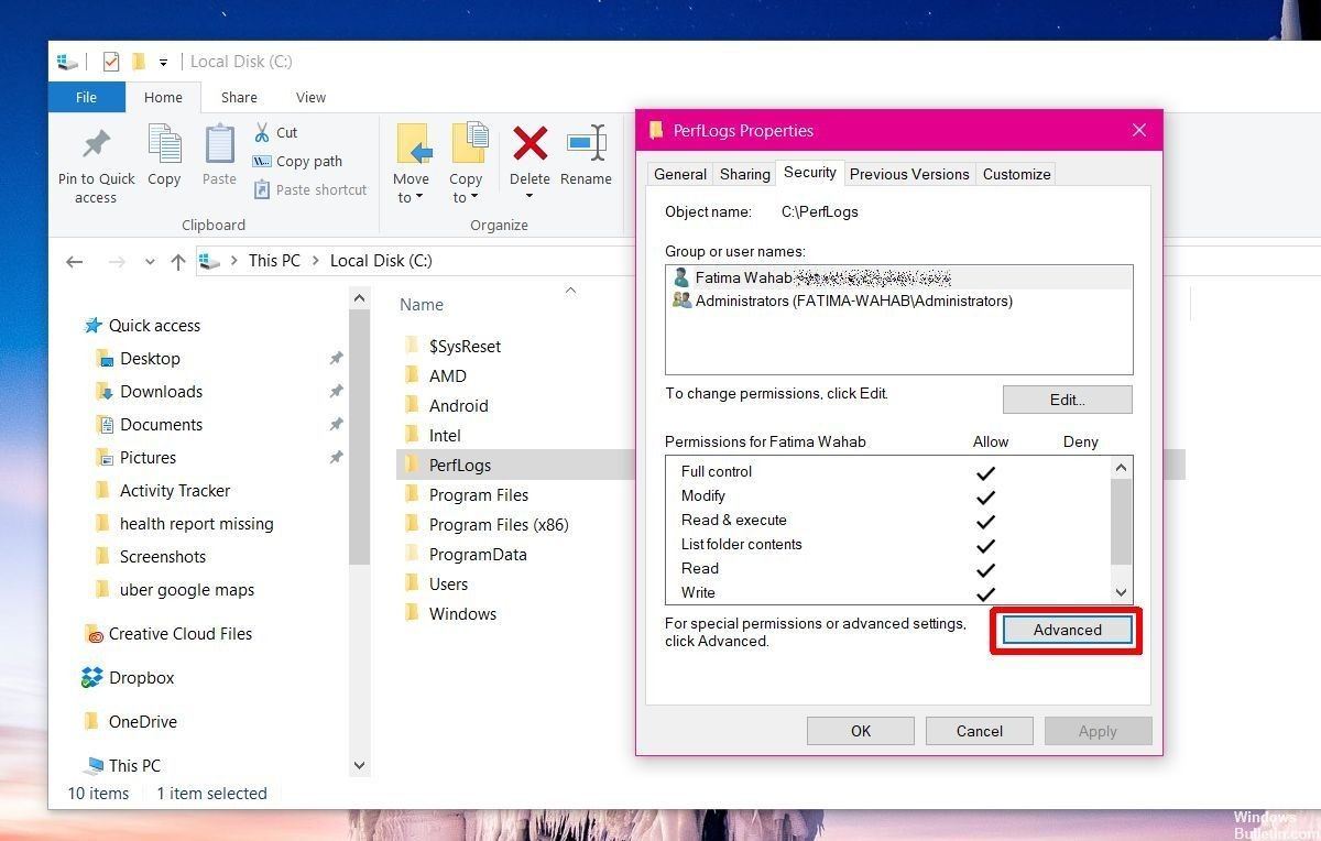 What Is Perflogs Folder? Is it Safe to Delete It? - Windows Bulletin