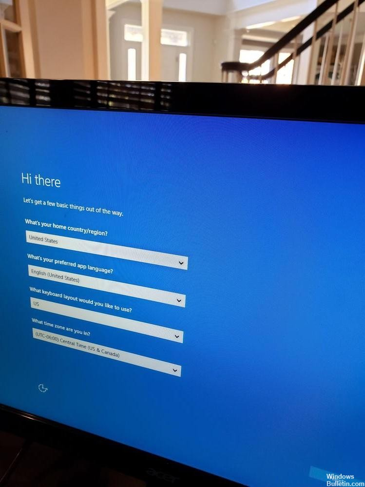 How to Fix: Windows 10 Stuck On Hi There Screen - Windows