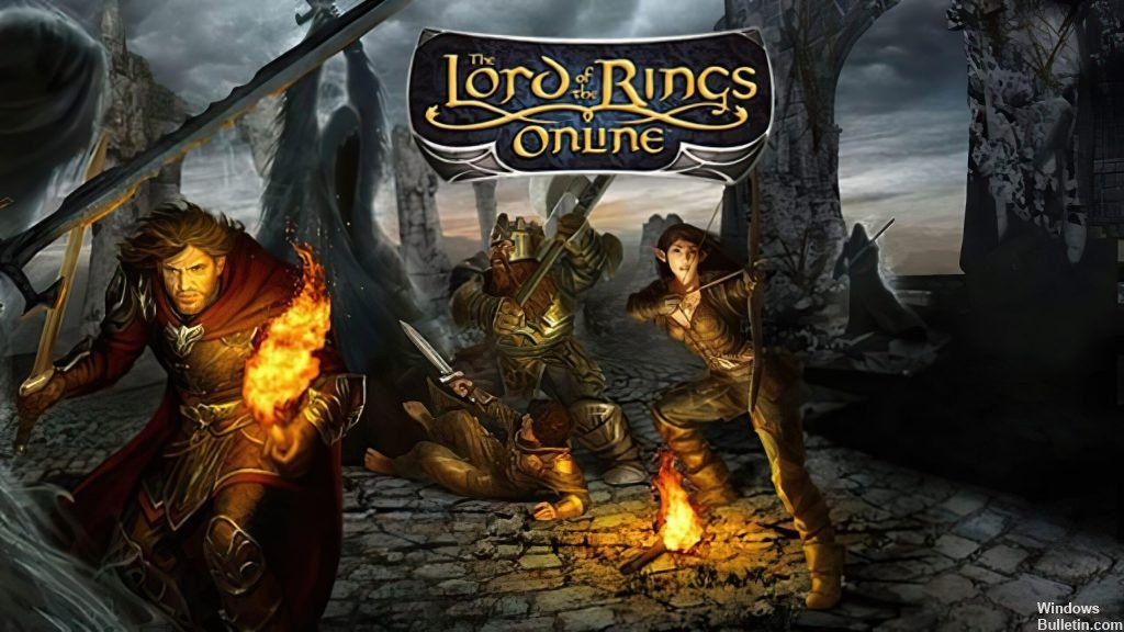 Fixed: LOTRO cannot Launch on Windows 10