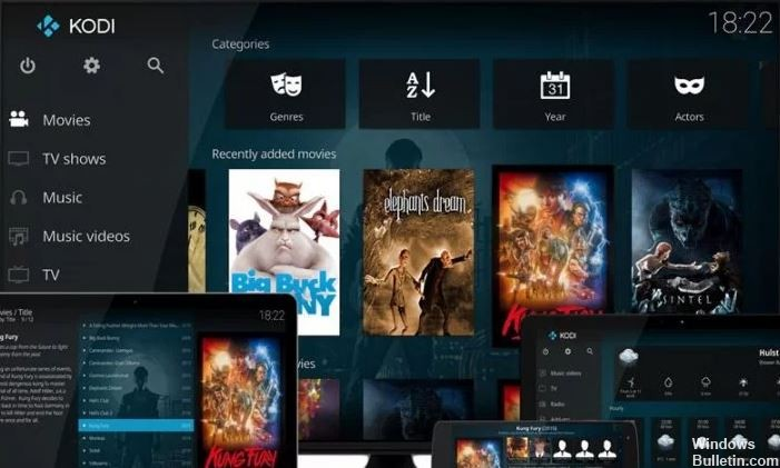 Kodi No Limit that doesn't work
